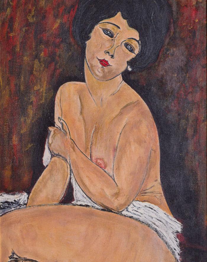 Modigliani_la_bella_romana