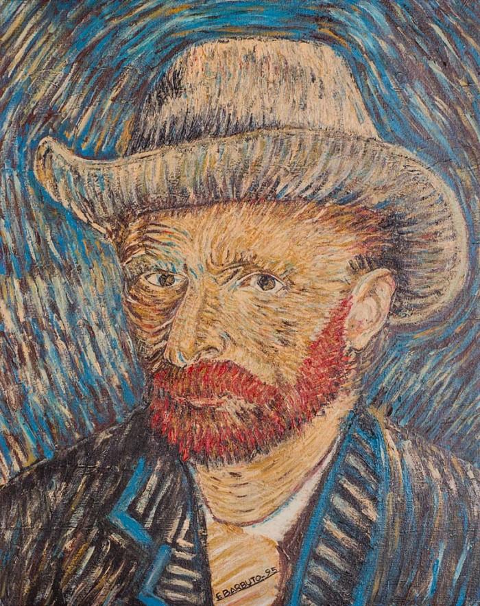 Autoritratto - Van Gogh